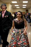 PROM SNAPSHOTS OF HALLWAY WALK IN